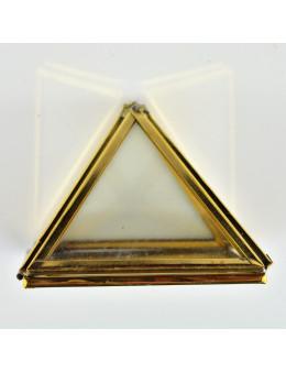 Pyramide en verre