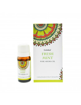 Huile parfumée Goloka 10 mL - Menthe / Mint