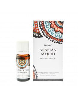 Huile parfumée Goloka 10 mL - Myrrhe