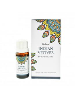 Huile parfumée Goloka 10 mL - Vetiver
