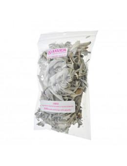 Feuilles naturelles séchées de sauge blanche amérindienne  sachet de 30 g