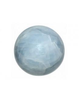 Sphère Calcite bleue - Diamètre 9 cm