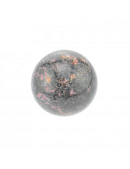 Sphère Rhodonite