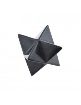 Etoile Merkaba Tourmaline noire