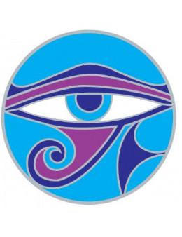 Symbole autocollant pour vitre - Oeil d'Horus