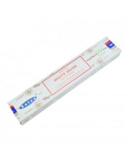 Encens Satya Premium White musk / Musc blanc - 15g