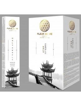 Encens baguette Fleur de vie 15g - Temple sacré