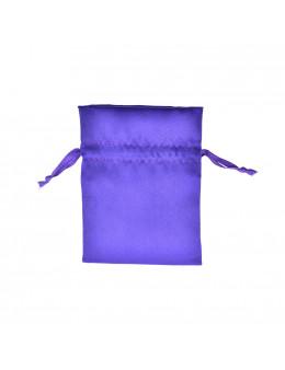 Petite pochette violette brillante