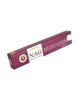 Encens Nag Meditation Golden - 15g