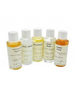 Lot promotionnel d'extraits aromatiques Lothantique - Chance, réussite et prospérité