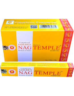 Encens Golden - Nag Massala Temple - 15g