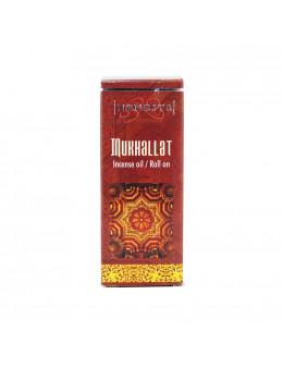 Huile parfumée Nandita - Mukhallat - Roll on - 8mL