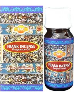 Huile Sac parfum Encens naturel / Frank Incense