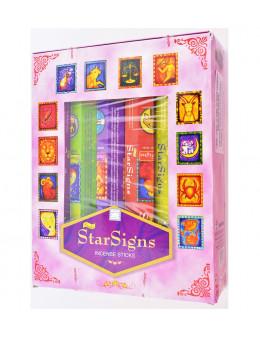 Encens Hexa Signes du Zodiaque - Star Signs