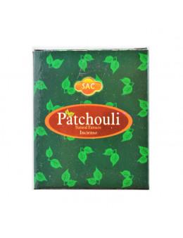Encens cone Sac - Patchouli - 10 pcs