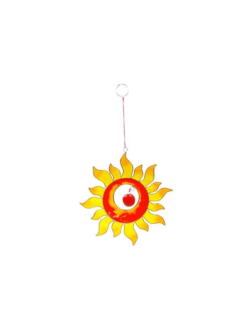 Attrape Soleil - Soleil Rouge/Jaune