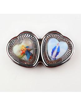 Magnet Saint Christophe en plastique