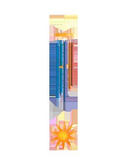 Carillon Multicolore Soleil