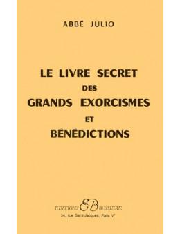 Le livre des grands exorcismes et bénédictions