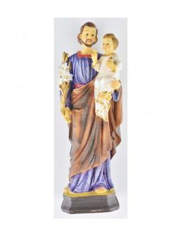 Statues religieuses en résine 20 cm