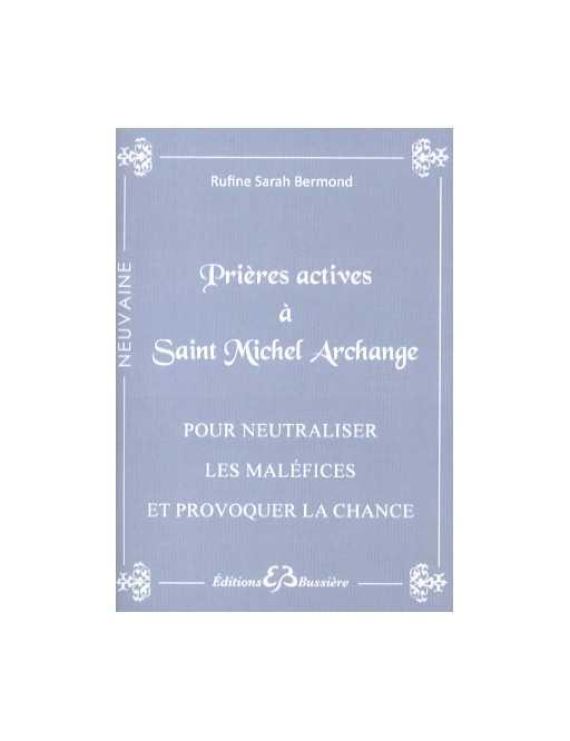 Prières actives à Saint Michel Archange
