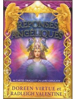 Réponses angéliques - 44 cartes oracle