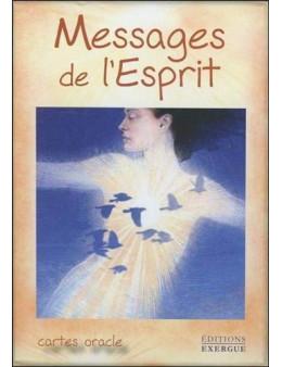 Messages de l'Esprit - Cartes oracle