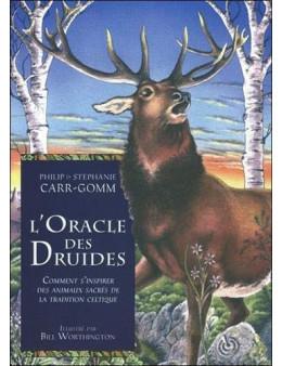 L'oracle des Druides - Comment s'inspirer des animaux sacrés de la tradition celtique - Coffret