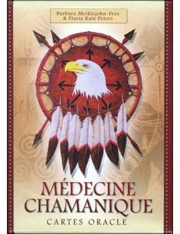 Médecine chamanique - Cartes oracle