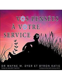 Vos pensées à votre service livre audio 2 CD