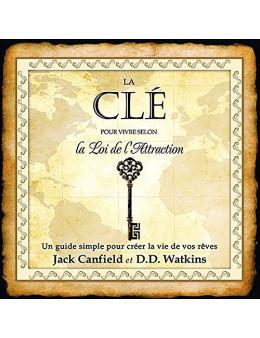 Clé pour vivre selon la loi de l'attraction livre audio 2 CD