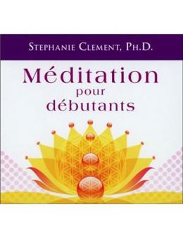 Méditation pour débutants livre audio 2 CD
