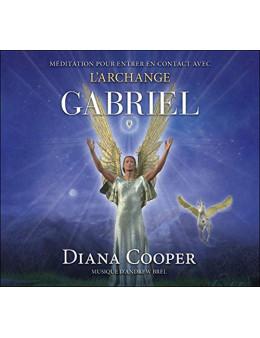 Méditation pour entrer en contact avec l'archange Gabriel - Livre audio