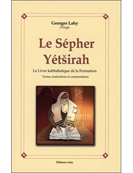 Le Sepher Yétsirah