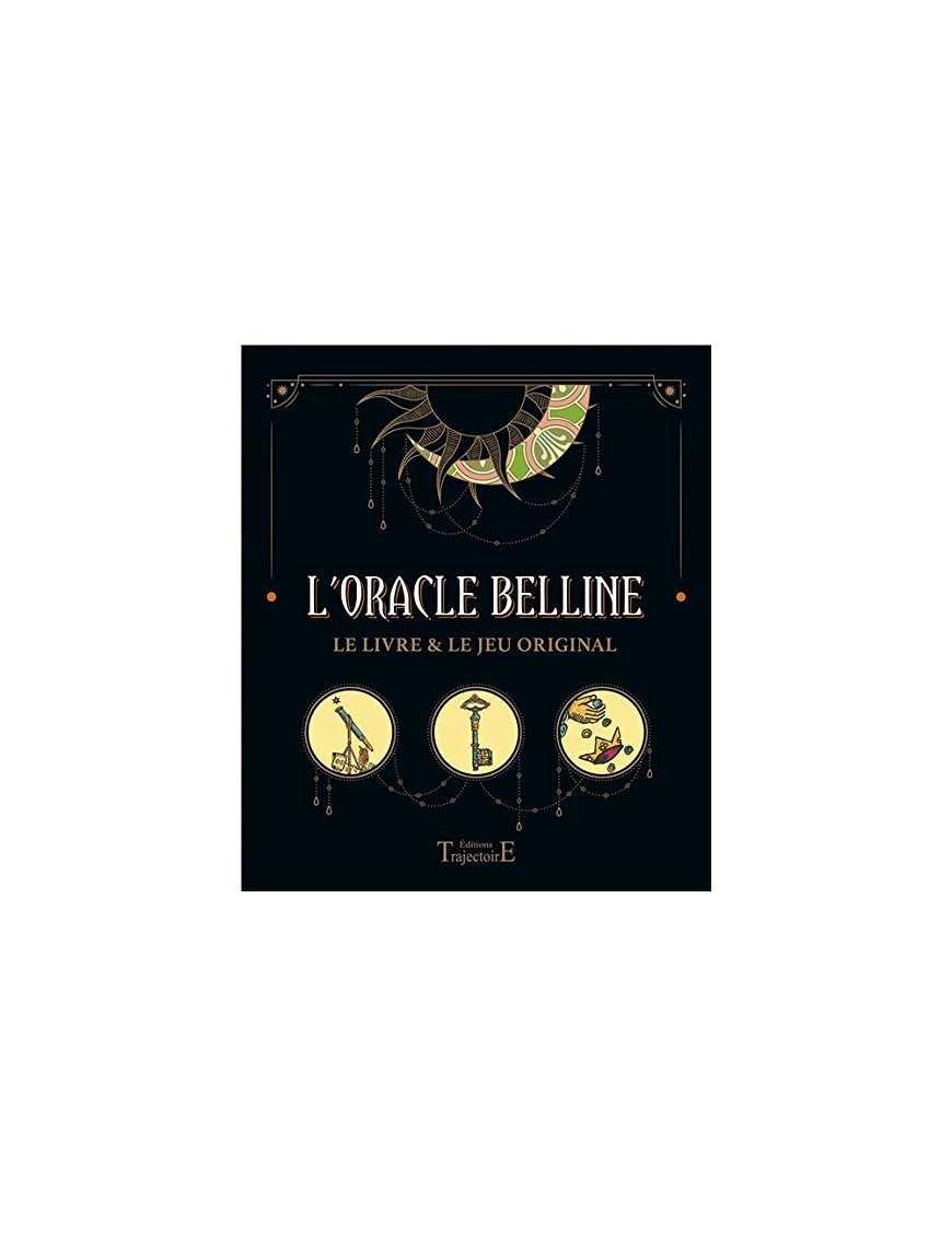 Le coffret de l'Oracle Belline - Livre + Jeu