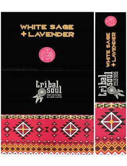 Encens Tribal Soul Sauge Blanche & Lavande masala 15g