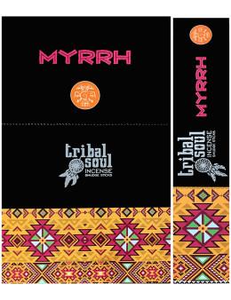 Encens Tribal Soul Myrrhe masala 15g