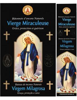 Encens Fragrances & Sens Vierge Miraculeuse masala 15g