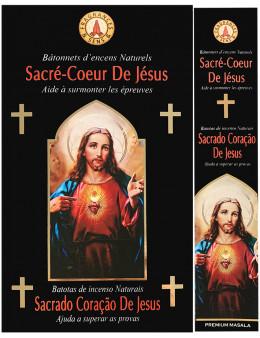 Encens Fragrances & Sens Sacré-Coeur de Jésus masala 15g