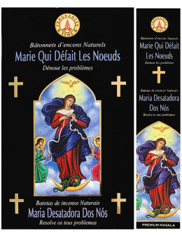 Encens Fragrances & Sens Marie qui Défait les Nœuds masala 15g