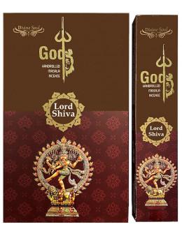 Encens Divine Soul Lord Shiva 15g