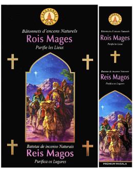 Encens Fragrances & Sens Rois Mages masala 15g