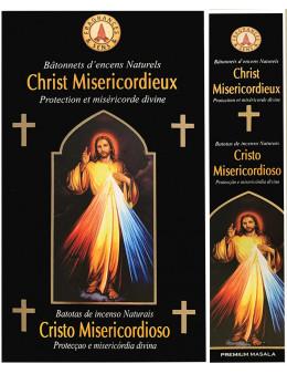 Encens Fragrances & Sens Christ Miséricordieux masala 15g