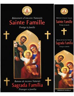 Encens Fragrances & Sens Sainte Famille masala 15g