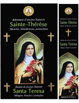 Encens Fragrances & Sens Sainte-Thérèse masala 15g