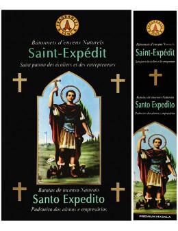 Encens Fragrances & Sens Saint-Expédit masala 15g