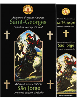 Encens Fragrances & Sens Saint-Georges masala 15g
