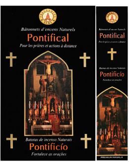 Encens Fragrances & Sens Pontifical masala 15g