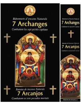 Encens Fragrances & Sens 7 Archanges masala 15g