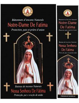 Encens Fragrances & Sens Notre-Dame de Fatima masala 15g